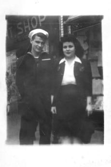 fred and freida 1944